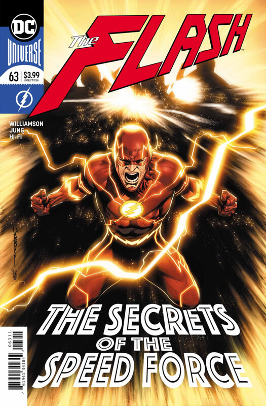 rebirth flash 63