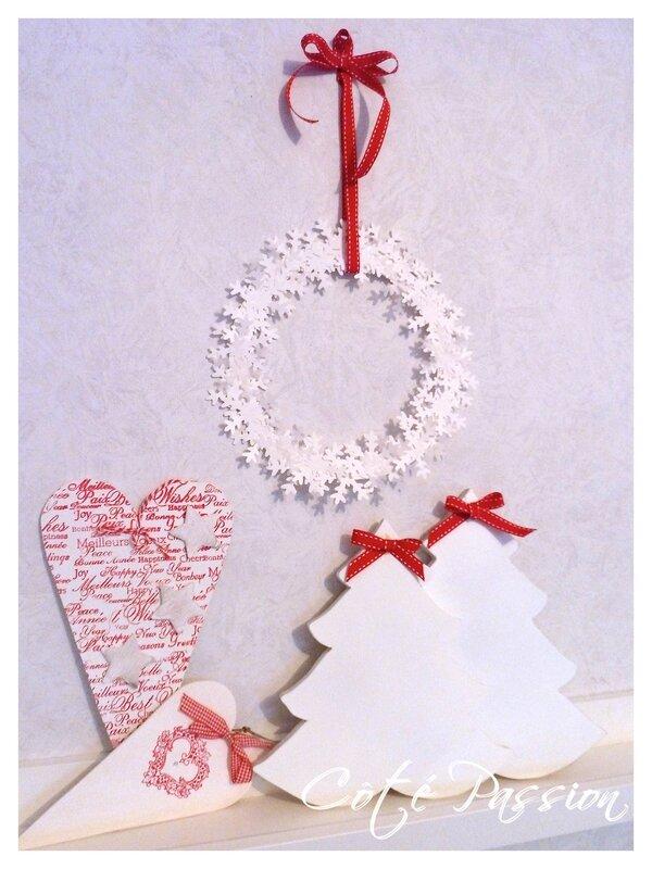 Coté Passion, Wreath Snowflake