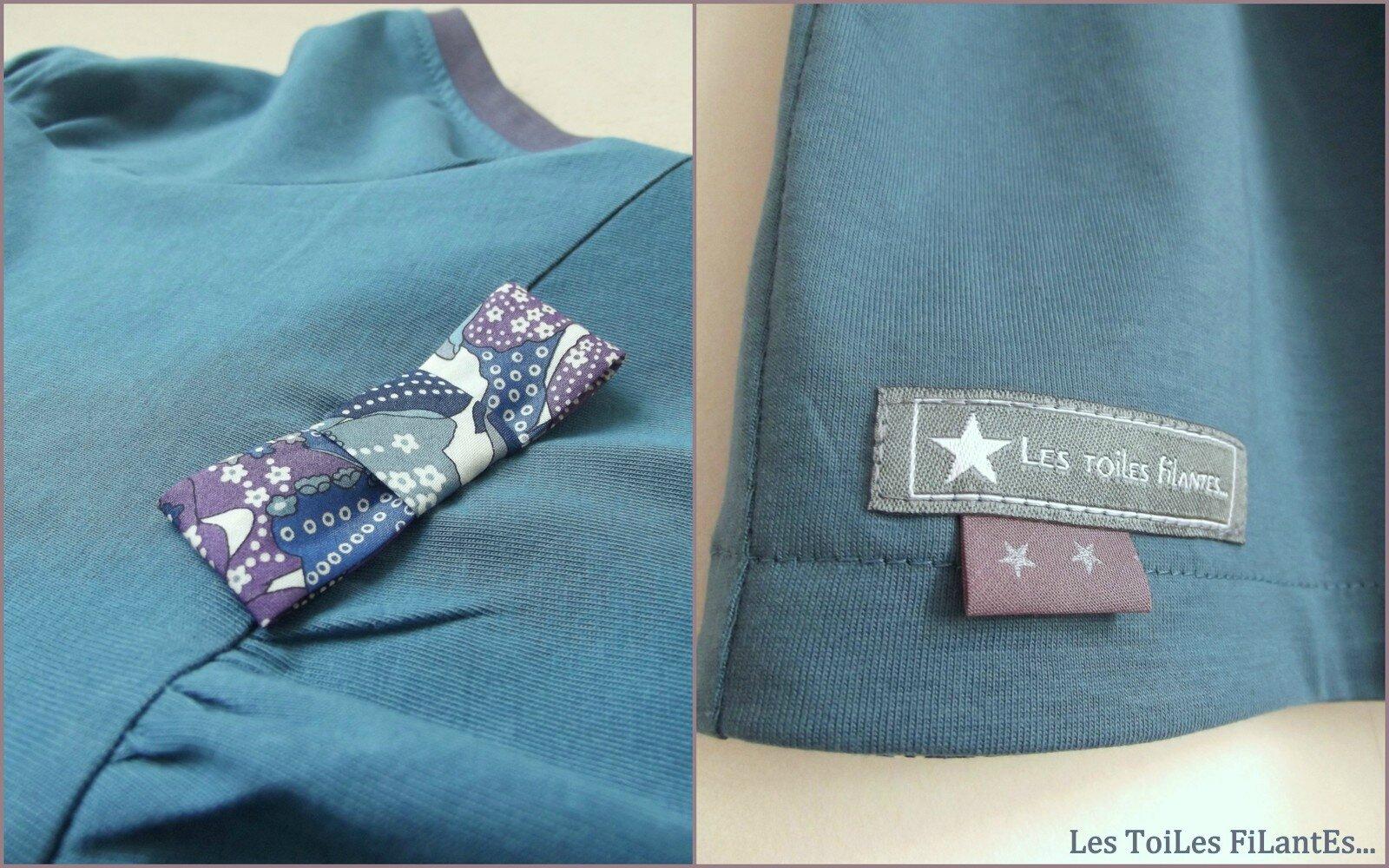 Transformation jeans et tee-shirt assorti Delphine3