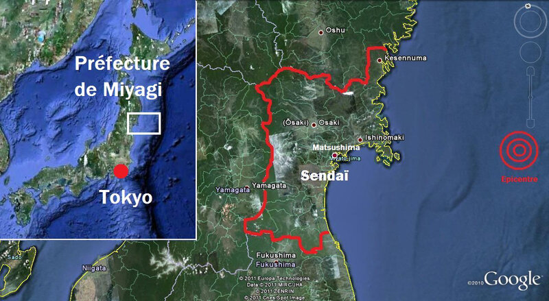 Japon baie de Sendaï Prefecture de Miyagi 1 - Copie