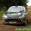 2013 : Rallye Terre de Langres