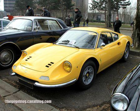Ferrari dino 246 GT coupé (1969-1974)(Retrorencard mars 2013) 01