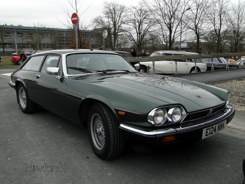 jaguar lynx eventer xjs v12 estate 1
