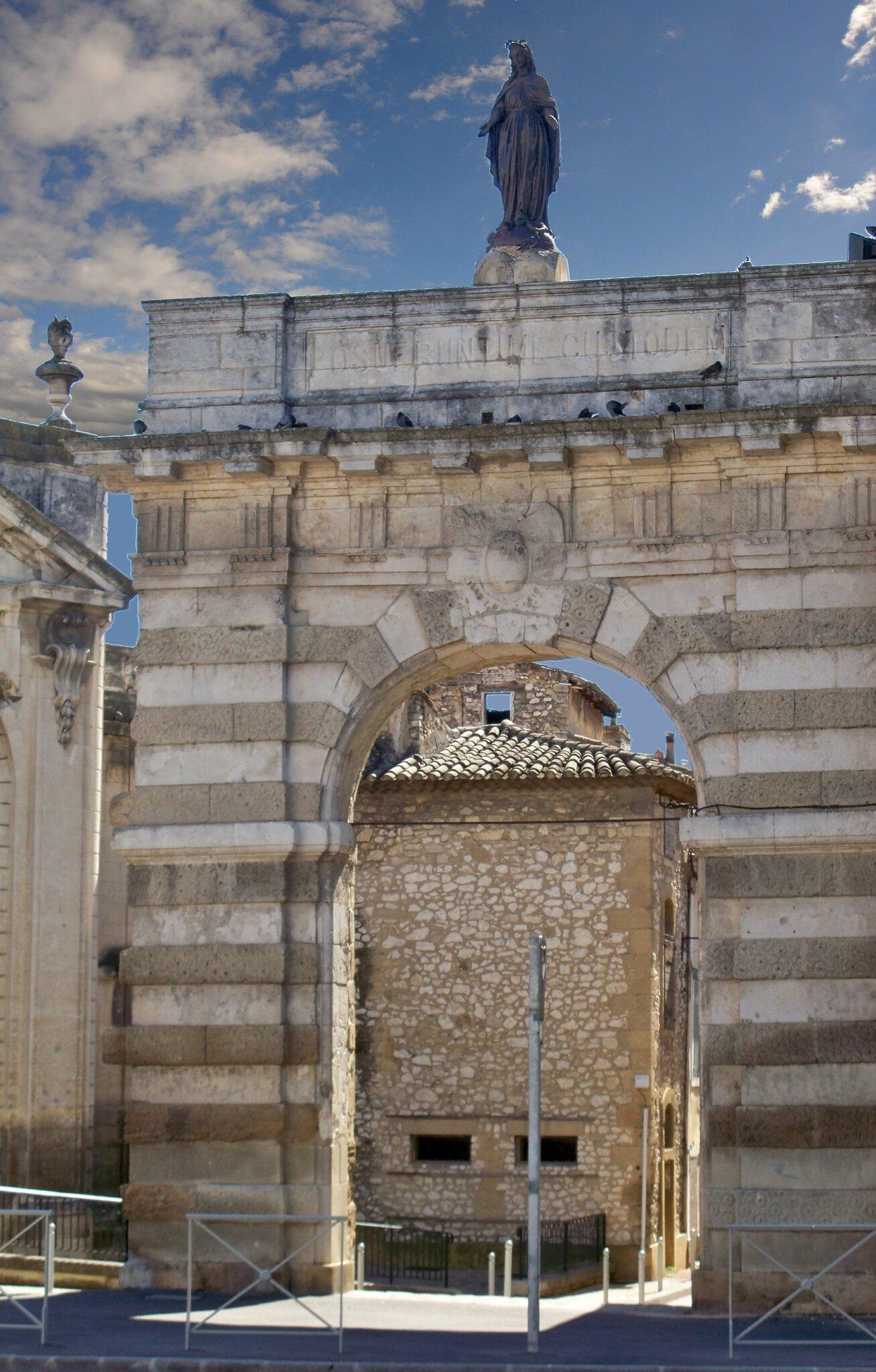 cavaillon Porte_d'Avignon