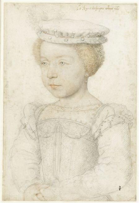 Elisabeth de France (musée Condé)