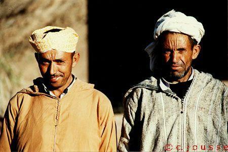 13-chefs berberes