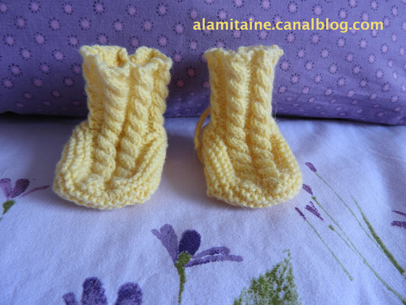 chaussons 158