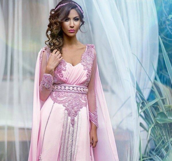 tenue marocain arabe