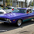 Dodge challenger hardtop coupe (1972-1974)(Retrorencard avril 2011) 01