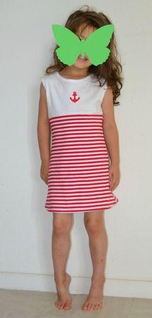 robe portée 1
