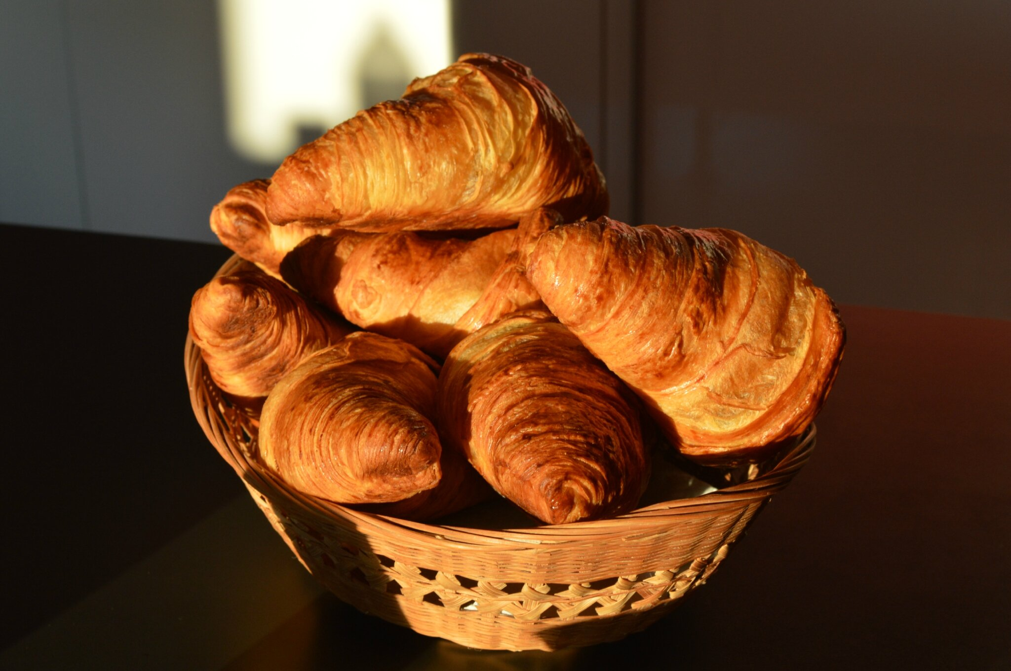 Croissants du weekend