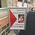 Une exposition photos originale