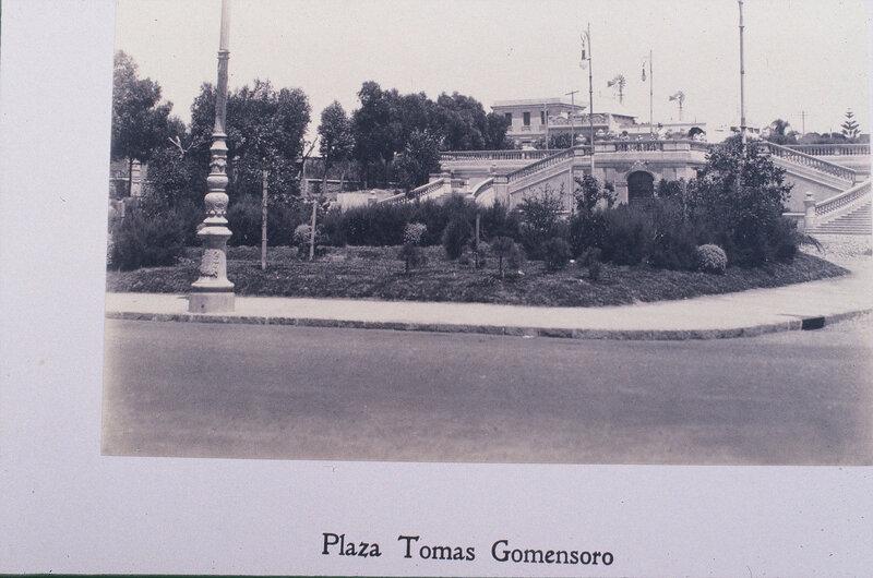PLAZA GOMENSORO