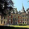 Chateau de varambon (ain)