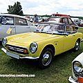 Honda s800 cabriolet de 1967 (retro meus auto madine 2012)