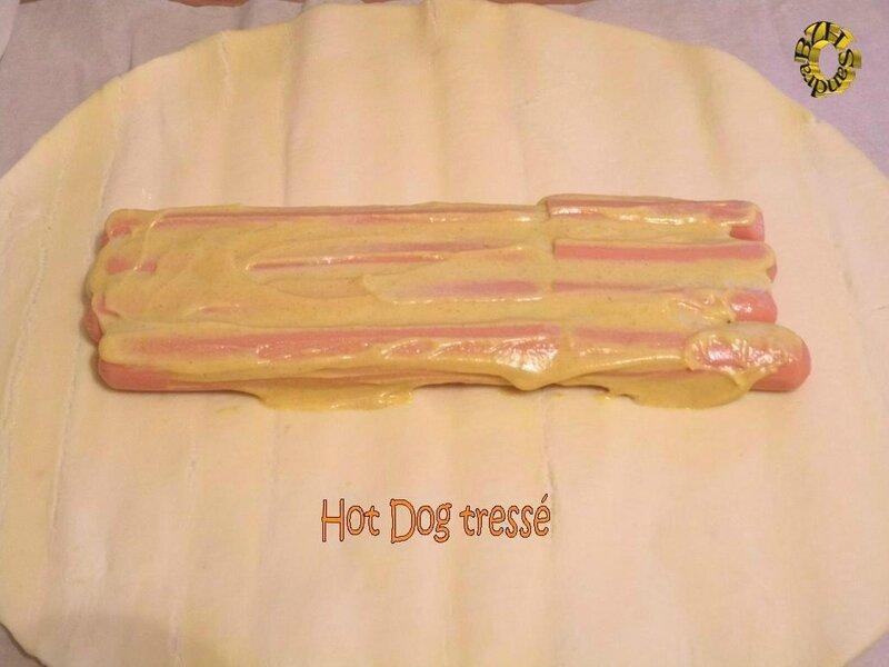 0929 Hot dog tressé 2