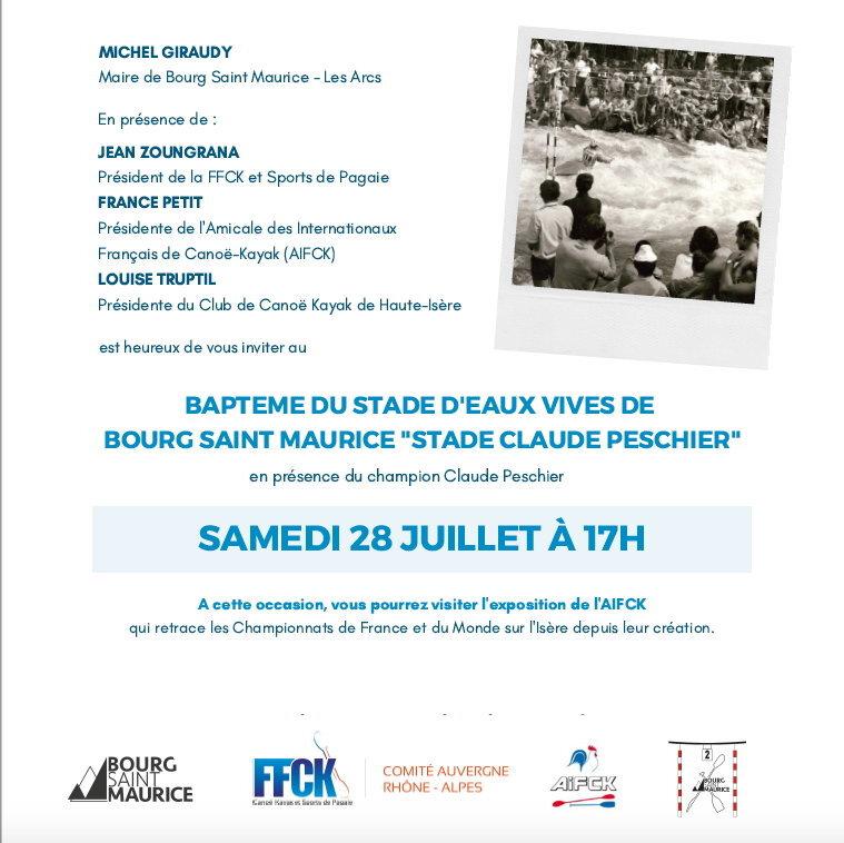 Invitation inauguration bassin B St Maurice 2
