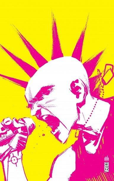 punk rock jesus edition 5 ans
