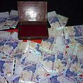 Sorts d'argent vaudou