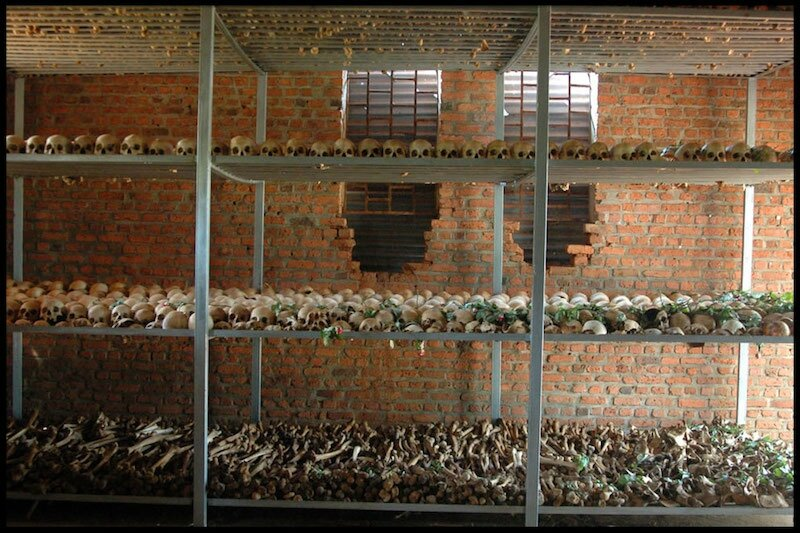 rwanda memorial eglise ntarama