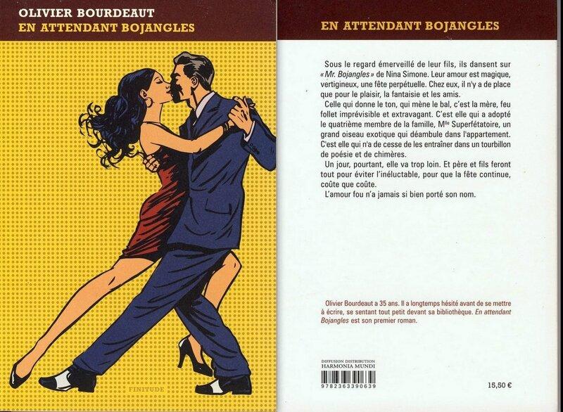 1 - En atttendant Bojangles - Olivier Bourdeaut