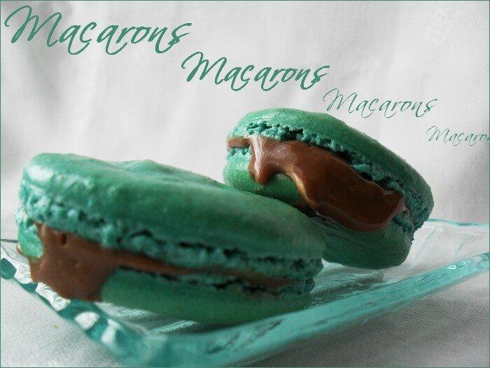 Macarons Mars 2