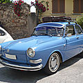 Volkswagen type 3 1600 berline 2 portes notchback