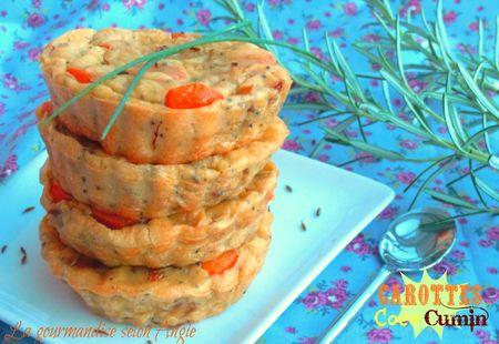 clafoutis carottes coco cumin 3
