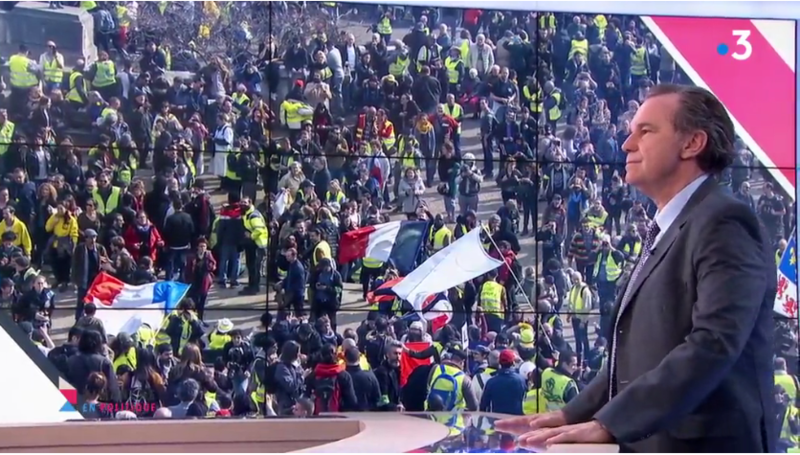 MUSELIER GILETS JAUNES DIMPOL MEDIA DIXIT WORLD