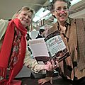 New york chocolate show: writers, journalists...