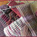 Les tricots du mondial