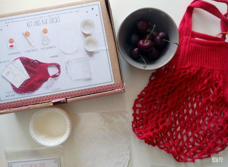 kit fars aux cerises - maman boucle d'or