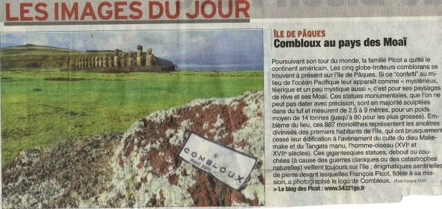Article combloux moai