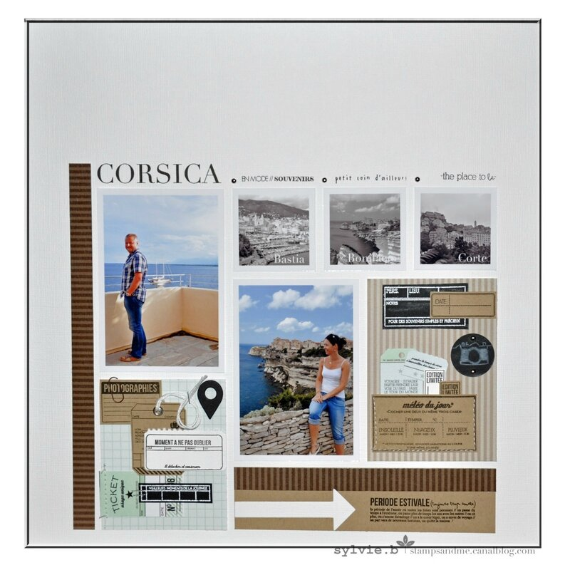 Page Corsica
