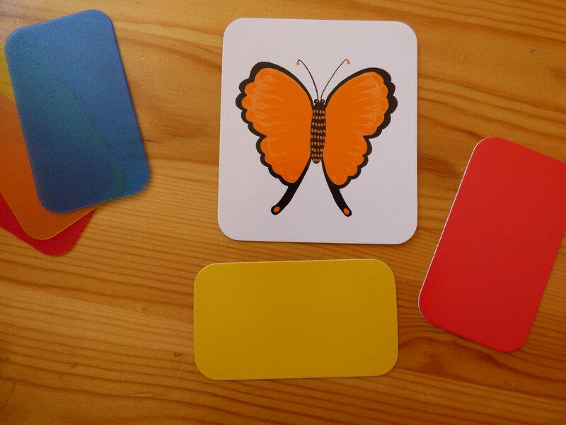 J'explore les couleurs avec Montessori (2)