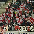 [photos tribunes] nancy - lille, saison 2012/13