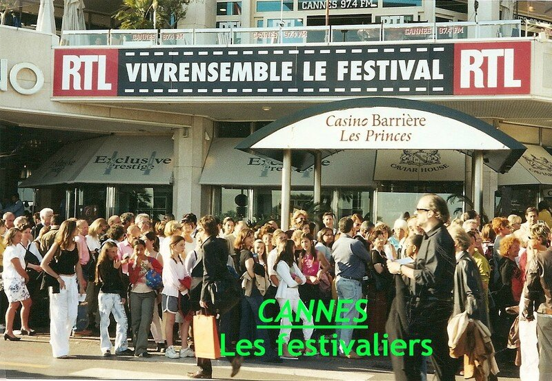 cannes festivaliers