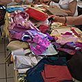 Atelier art textile