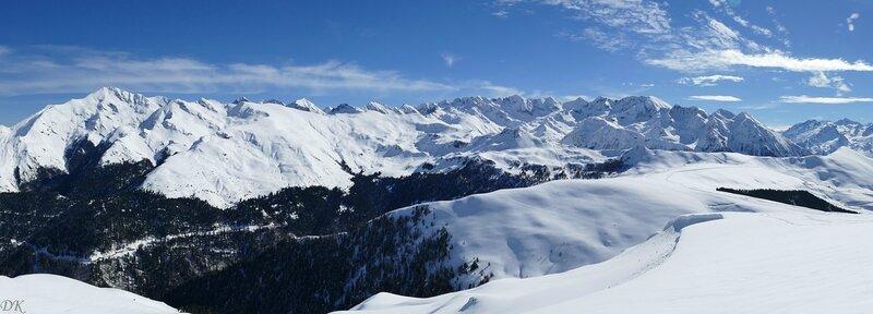 Pano Montaigu- massif du Léviste