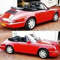 PORSCHE - 964 Cabriolet - 1991