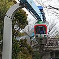 La fin du monorail du zoo d'ueno ?
