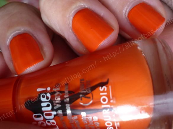 flacon bourjois orange creation 02