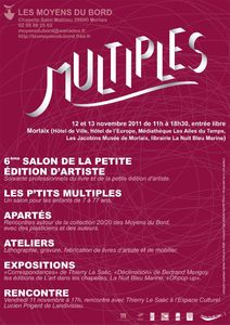 affiche multiples 2011
