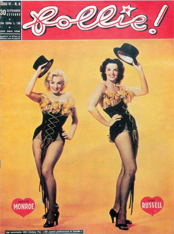Follie Italie 1953
