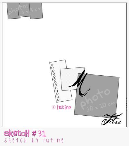 Sketch n° 31
