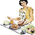 Le sac à plat ... ou à plats