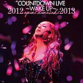 Cover du countdown live 2012-2013 ~wake up~