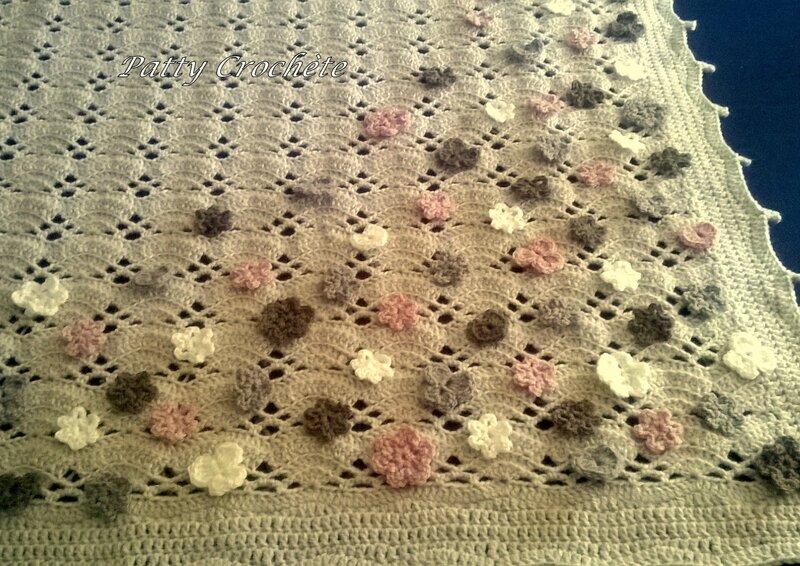 La petite grise en beige en cours de finitions (3)