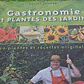 Gastronomie et plantes des jardins Daniel Zenner