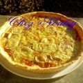 Tarte - tomates et 2 fromages